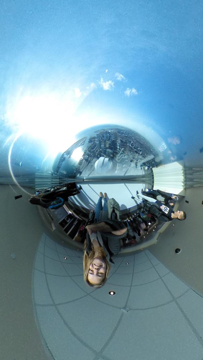 Toronto CN Tower 360°