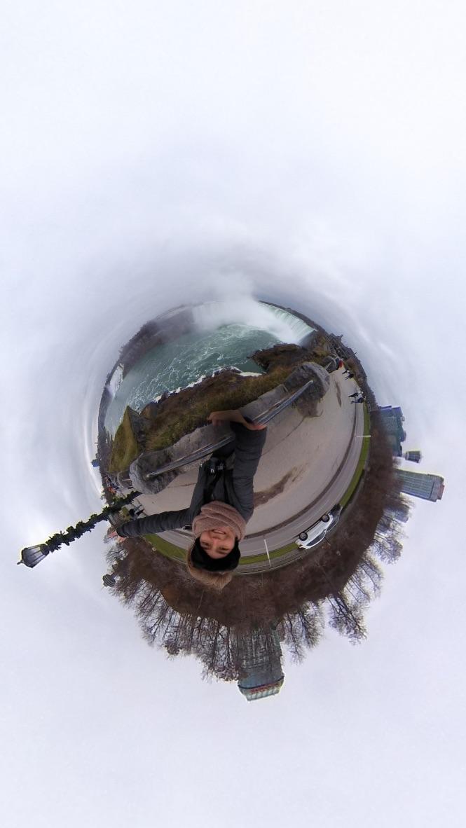 Chutes du Niagara 360°