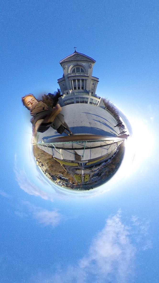 Oratoire Saint Joseph 360°