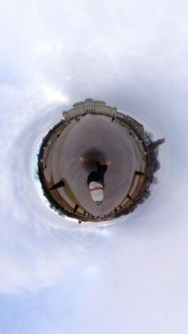 Château du Belvedere à Vienne 360°