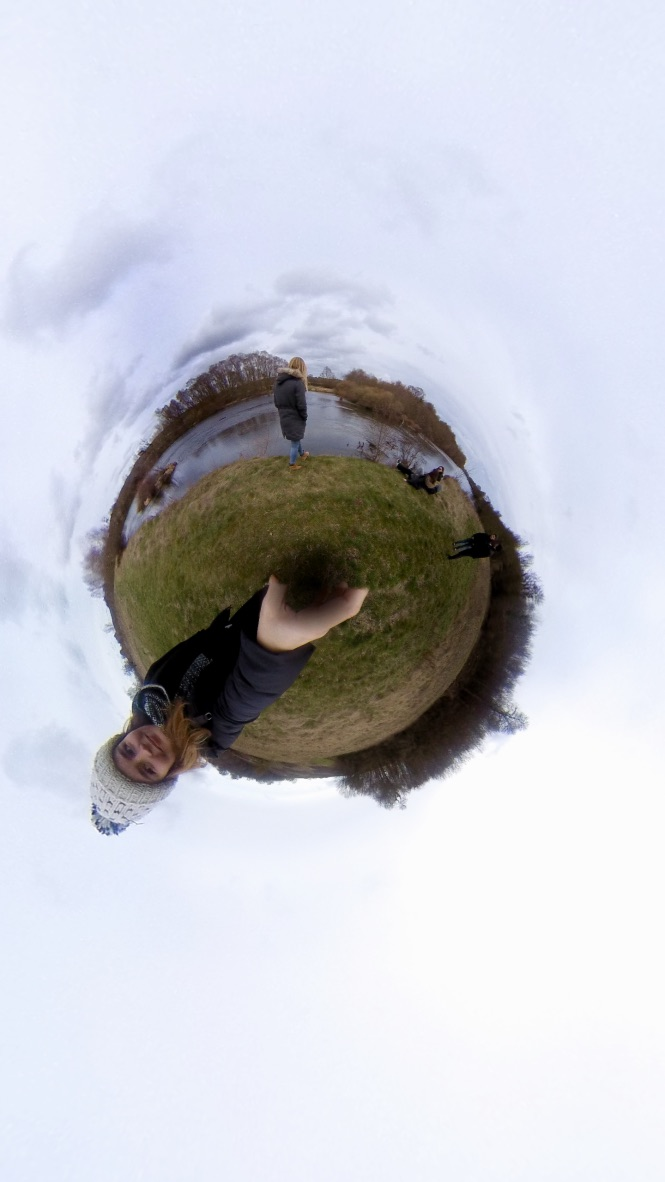 Balade en campagne 360°