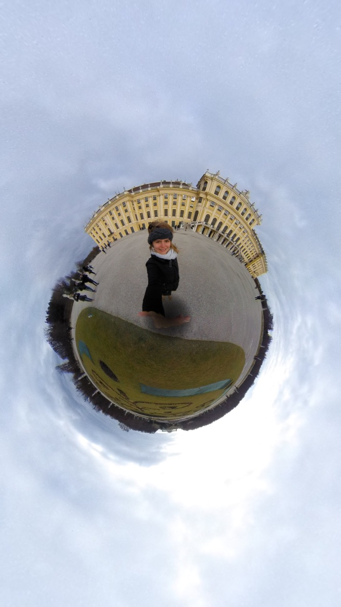 Résidence de Sisi à Vienne 360°