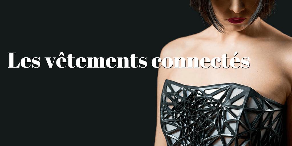 Les vêtements connectés